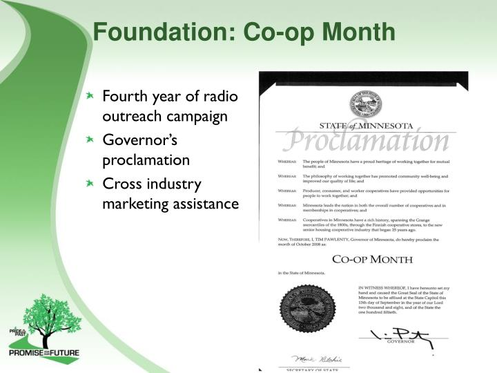 Fourth year of radio outreach campaign