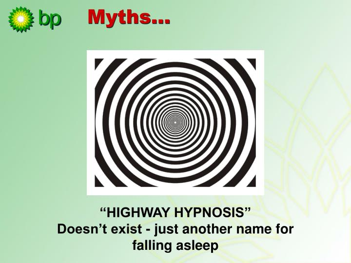 """HIGHWAY HYPNOSIS"""