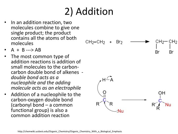 2) Addition