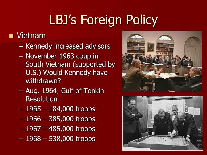LBJ's Foreign Policy