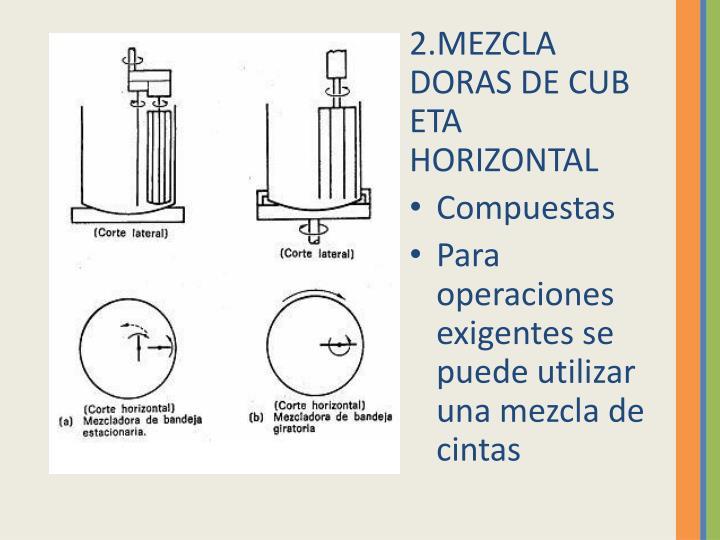 2.MEZCLA DORAS