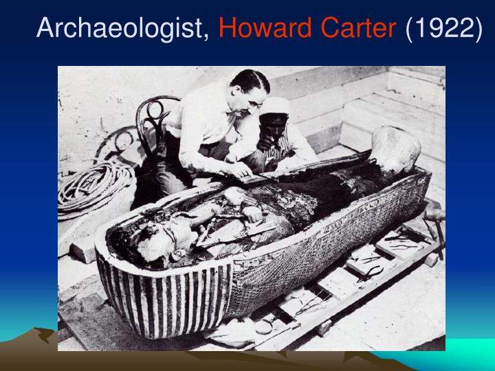 Archaeologist,