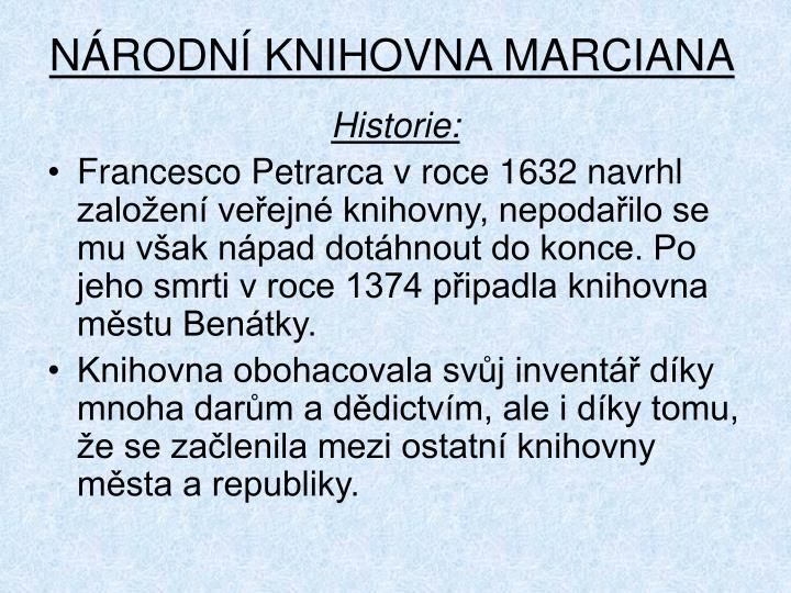 N rodn knihovna marciana2