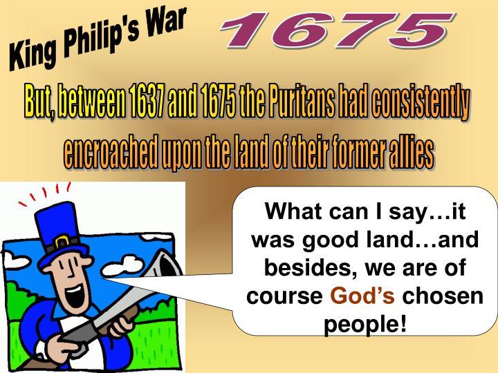 King Philip's War