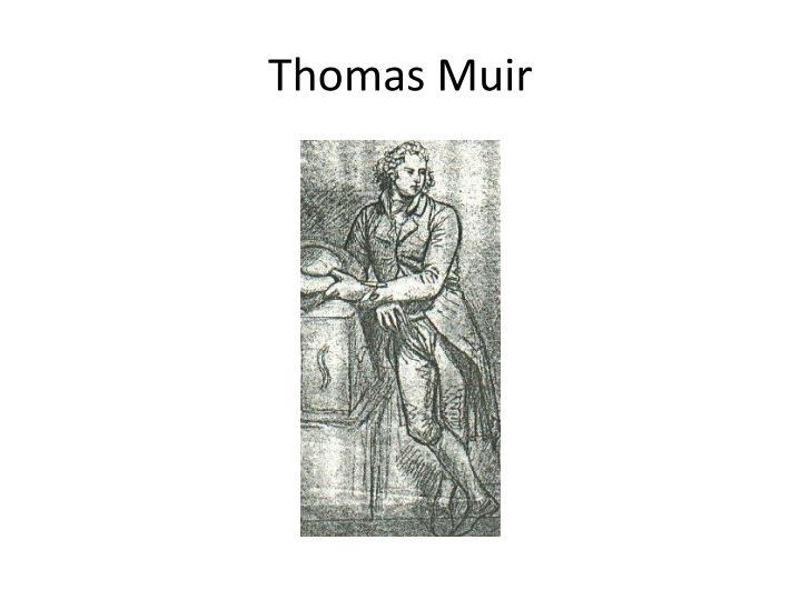 Thomas Muir