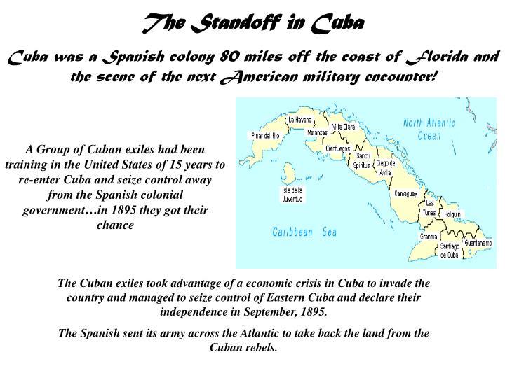 The Standoff in Cuba