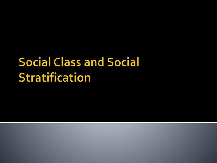 social stratification and the movie sweet home The movie sweet home alabama is a prime example of social mobility in the main character the main character melanie carmichael left her small town alabama home and achieved an.