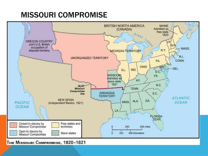 Missouri compromise1