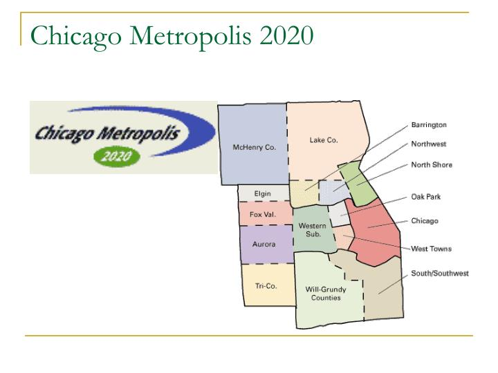 Chicago Metropolis 2020