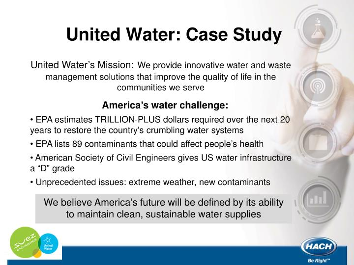 United Water: Case Study