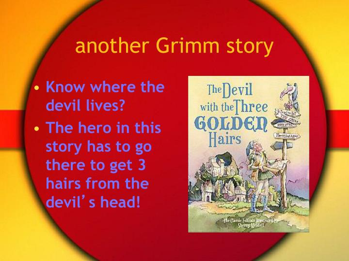 another Grimm story