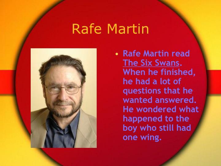 Rafe Martin