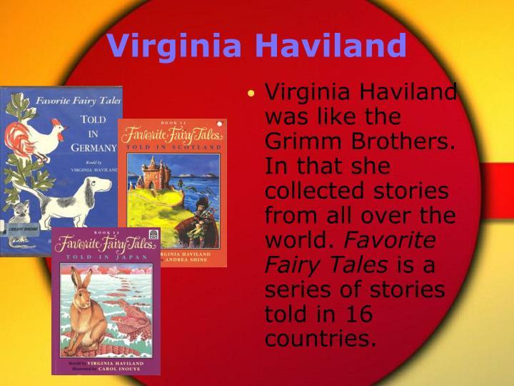 Virginia Haviland