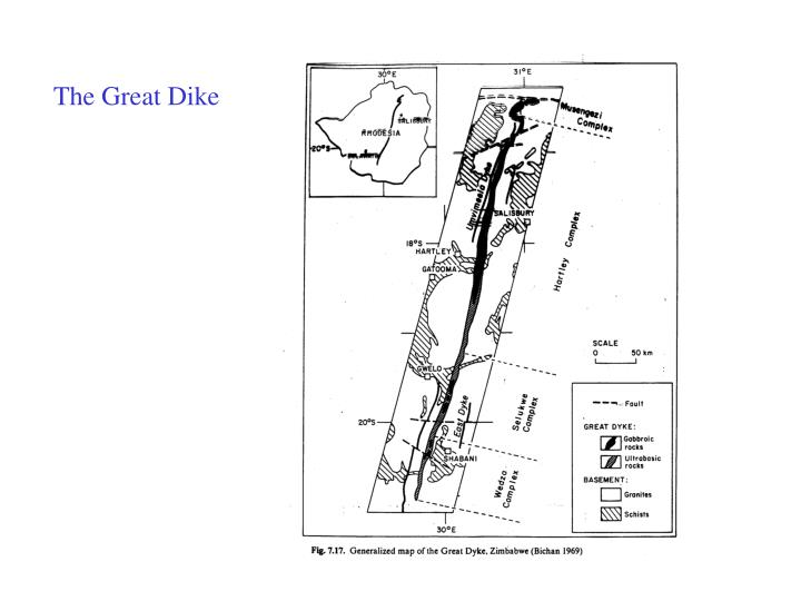 The Great Dike