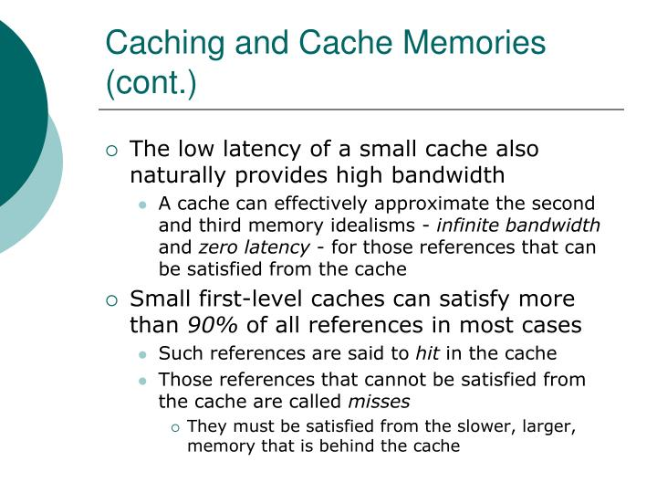 Caching and Cache Memories (cont.)