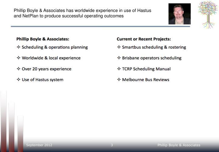 Phillip Boyle & Associates