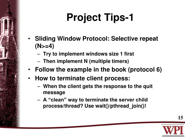 Project Tips-1