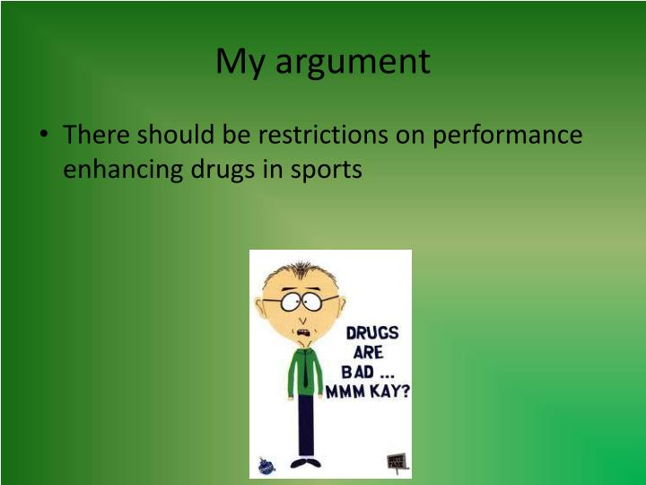 ethical approach on performance ehnhancing drugs Ethical dilemmas often require caregivers to make decisions that may break some ethical norm or contradict some ethical values in the given situation, decision must be made depending upon various dimensions of dilemma and the issues related to the same and of course the ethical principles: base for decision making.