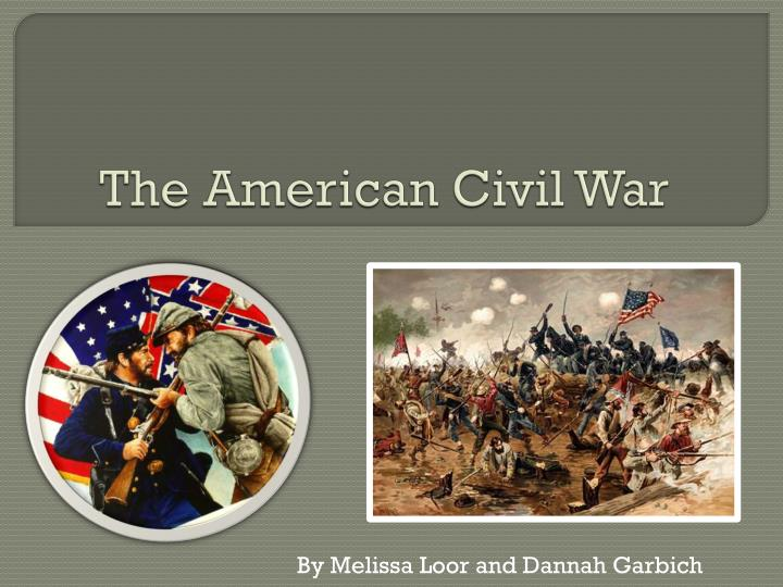 the effect of the american civil war on the north and south economies What were the most important effects from the civil war for the war the economies of the south and the north were linked of the american civil war.