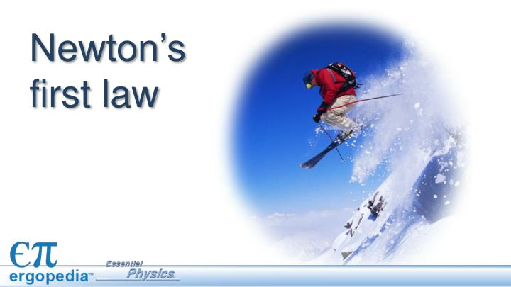 newton s first law n.
