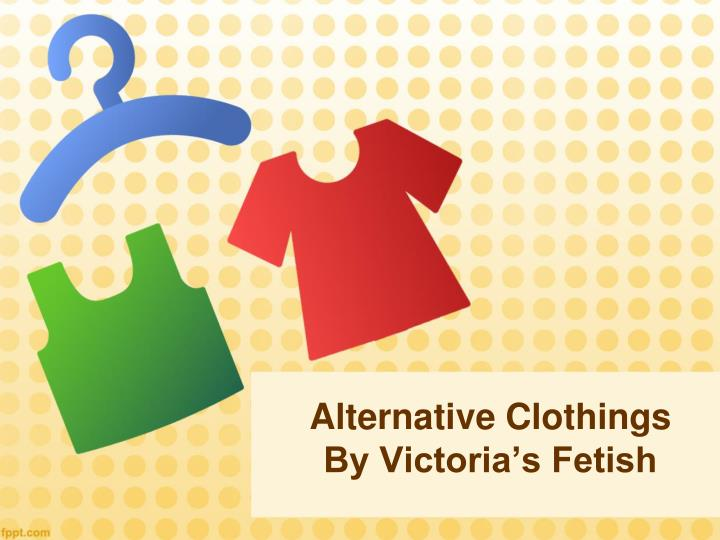 alternative clothings by victoria s fetish