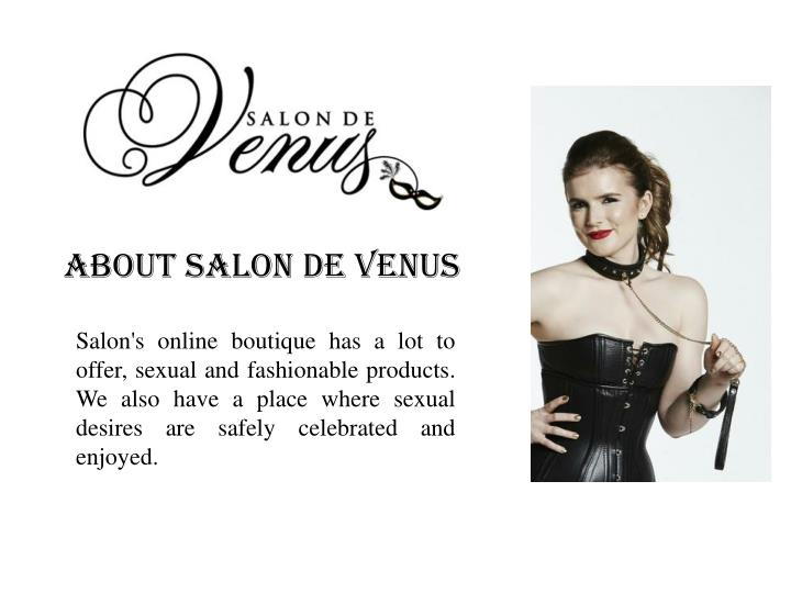 About Salon De Venus