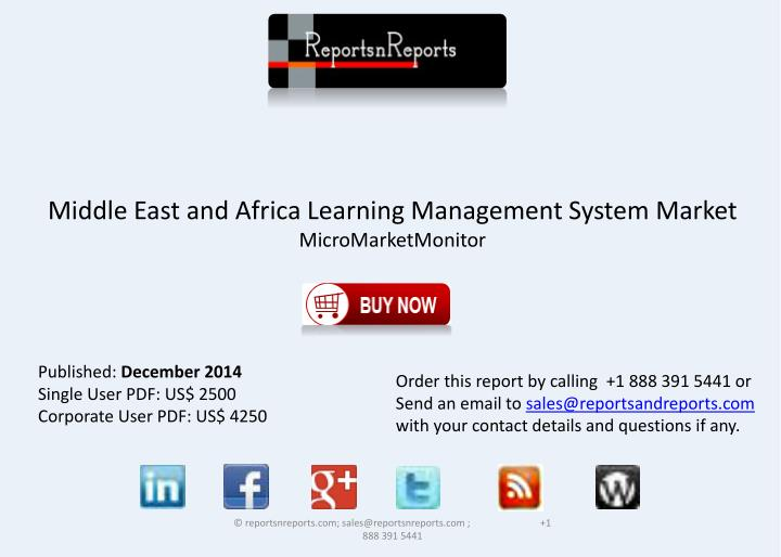 middle east and africa learning management system market micromarketmonitor n.