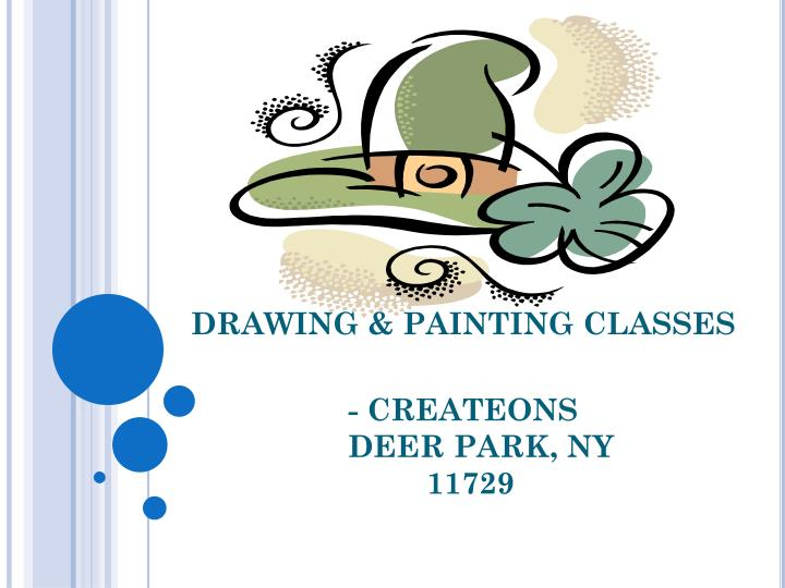 drawing painting classes createons deer park ny 11729 n.