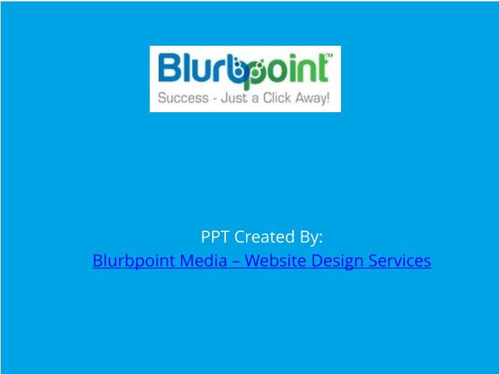 PPT Created By: