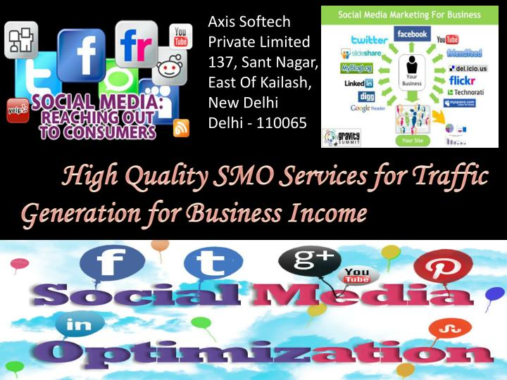 high quality smo services for traffic generation for business income n.