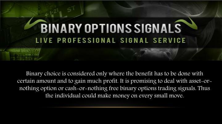 Binary options richard
