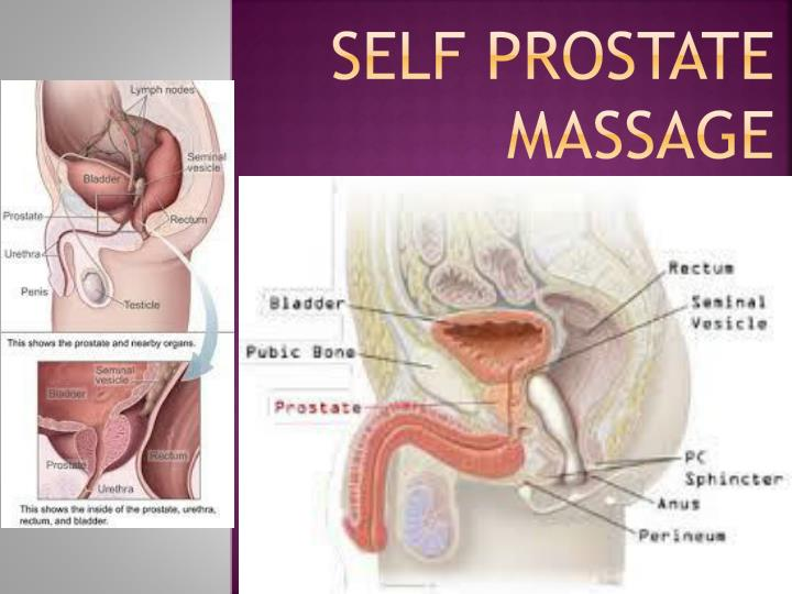 Male orgasm prostate techniques
