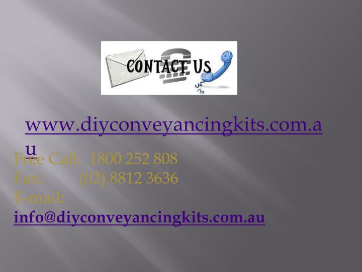 Ppt conveyancing kits powerpoint presentation id7109711 diyconveyancingkits solutioingenieria Gallery