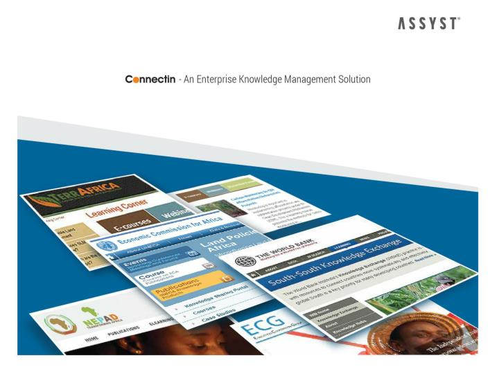 Knowledge management solutions enterprise repository exc