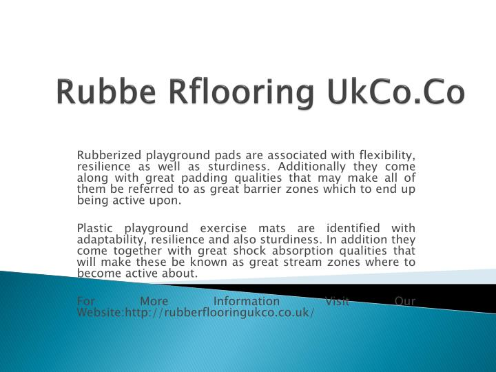 rubbe rflooring ukco co n.