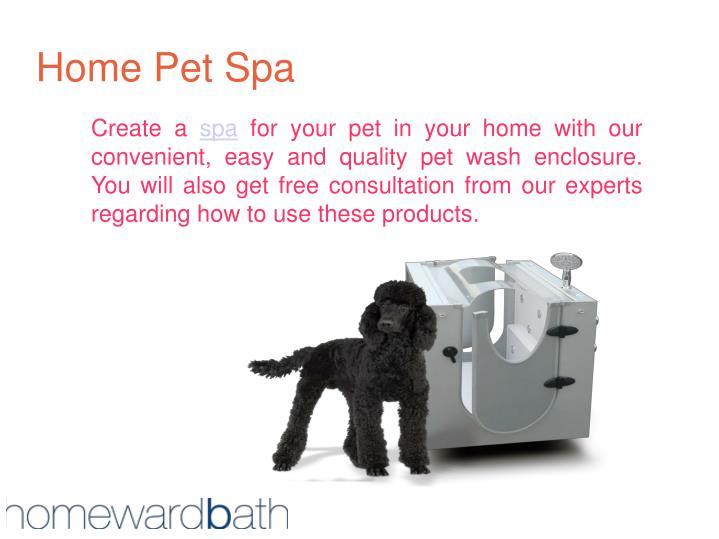 Home Pet Spa