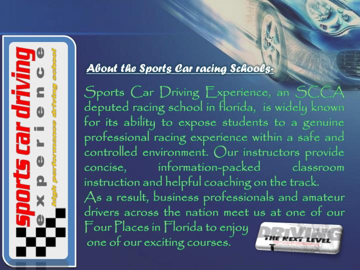 About the Sports Car