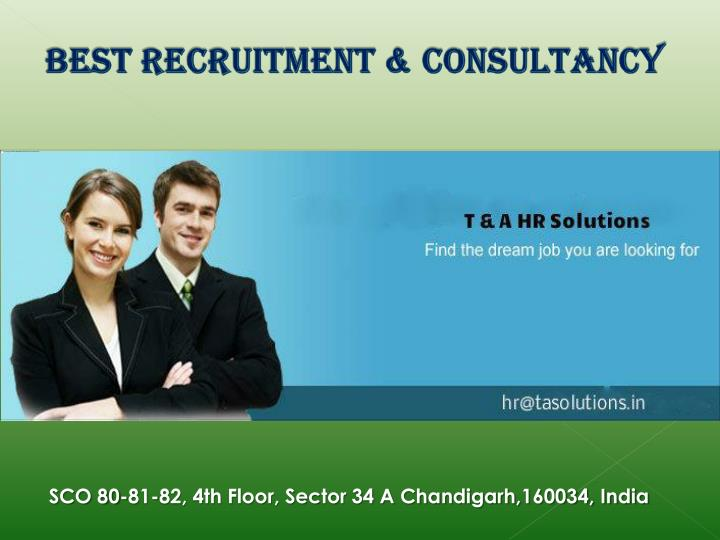 Best Recruitment & Consultancy
