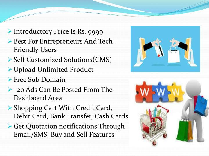 Introductory Price Is Rs. 9999