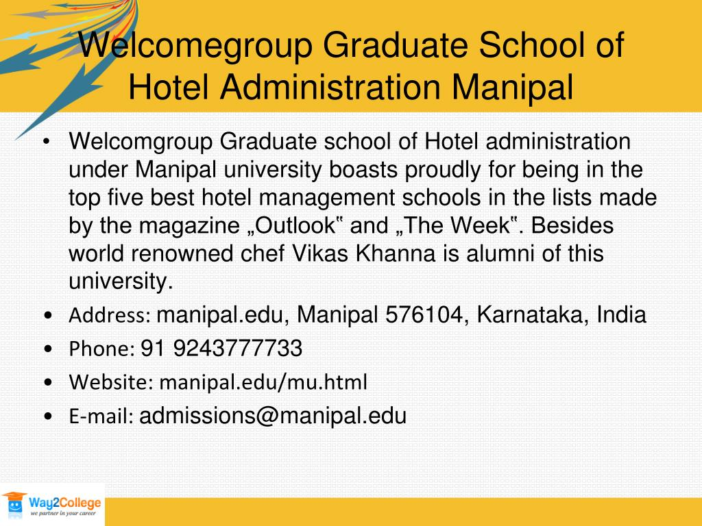PPT - top 10 hotel management colleges PowerPoint