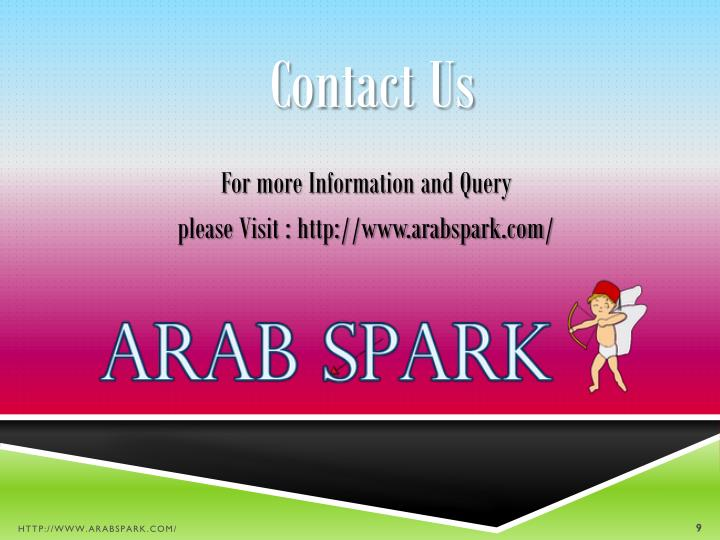 For more Information and Query