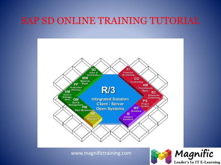 SAP SD ONLINE TRAINING TUTORIAL