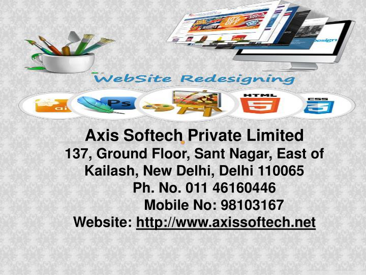 Axis Softech Private Limited