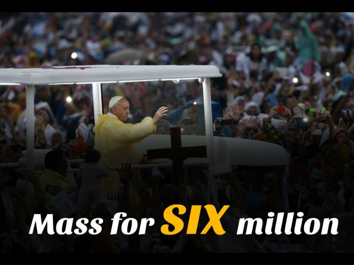 mass for six mission n.