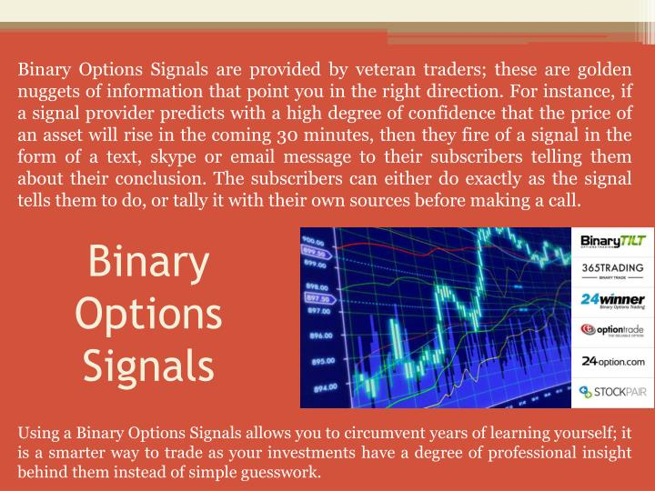 Binary options signals1