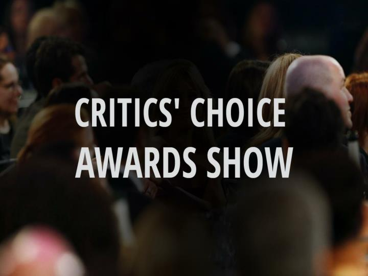 critics choice awards show n.