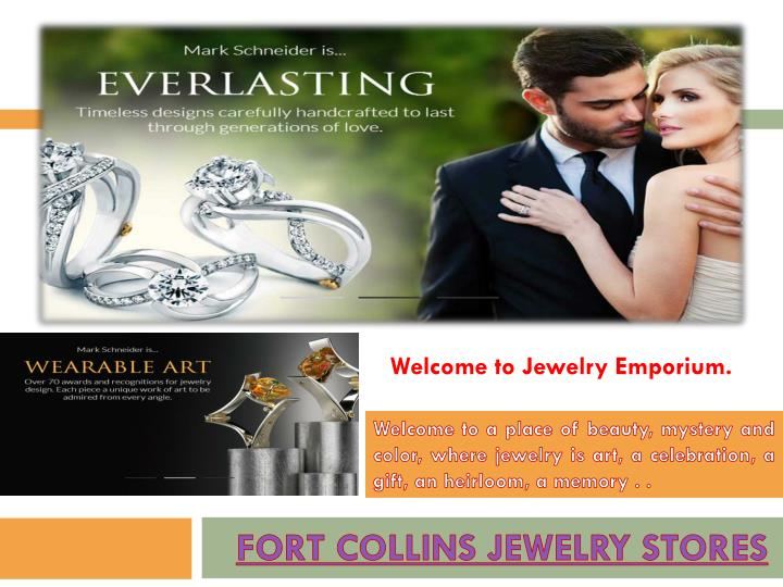 fort collins jewelry stores n.