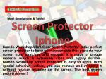 screen protector iphone