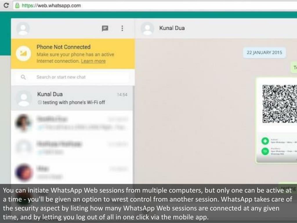 Partie 2 : Comment pirater WhatsApp en utilisant l'usurpation d'adresse MAC ?