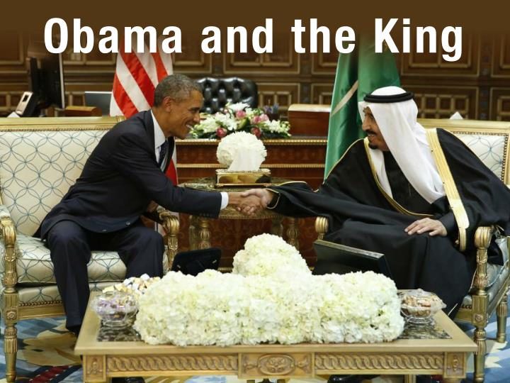 obama and the king n.